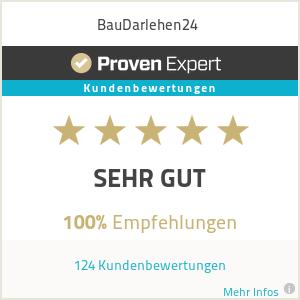 Bewertungen zu BauDarlehen24